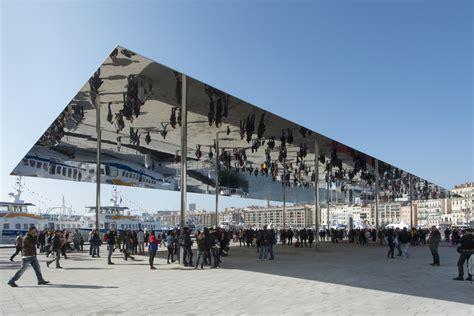 Pavillon Am Alten Hafen Marseille by Pavillon Foster In Marseille Eingeweiht