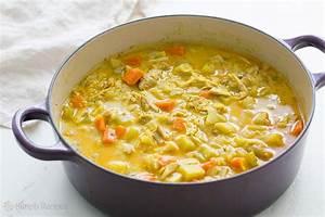 Chicken Mulligatawny Soup Recipe SimplyRecipes com