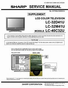 Lc32d41u Manual Pdf