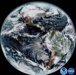 NOAA's New Satellite Reveals Earth in Stunning Detail ...