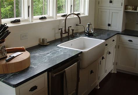 Pros And Cons Of Soapstone Kitchen Countertops  Kitchen