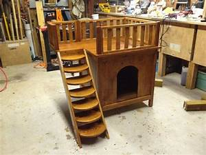 dog house with sun deck dog house pinterest With dog house with deck
