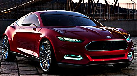 2019 Ford Fusion Redesign Autorelease