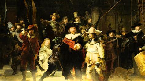 Rembrandt [horizontal Version]