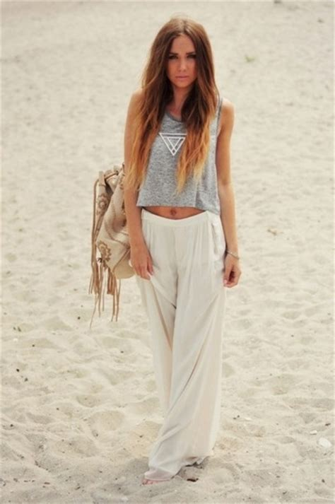 Boho Beach Outfit Pictures, Photos, and Images for Facebook, Tumblr, Pinterest, and Twitter
