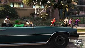 Ballas-Families gang war - GTA Wiki, the Grand Theft Auto ...