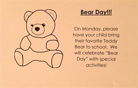 teddy bear songs preschool teddy day ms s preschool 336
