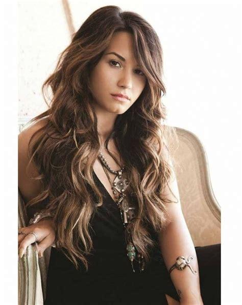 Hairstyles Long Straight Hair Side Bangs Bangs For Long