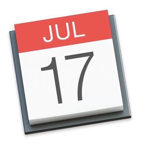 kalender symbol  mac os  yosemite design tagebuch