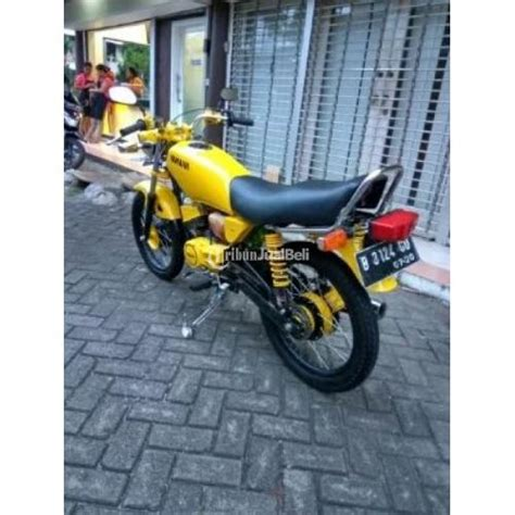 Rx King Warna Kuning by Yamaha Rx King Tahun 2002 Modifikasi Repaint Kuning Surat