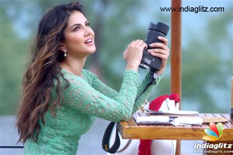 Sunny Leone's 'one Night Stand' Hits High Note