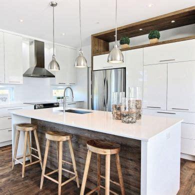 plancher cuisine bois best 25 plancher bois franc ideas on