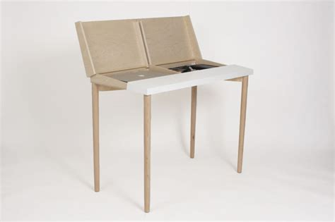 functional desk slope functional desk by jenk design office tuvie