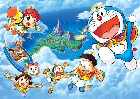 Wallpaper Personajes Doraemon