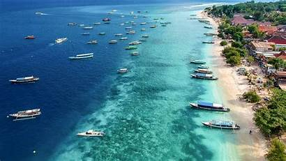 Gili Islands Lombok Diving Trawangan Scuba Banner