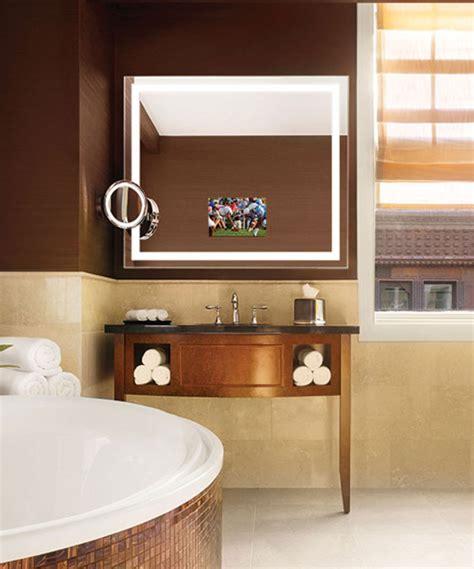 bathroom mirror tvs electric mirror  global leader