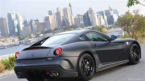 News  Ferrari 599 Gto Now In Australia