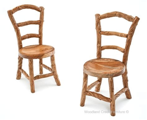 rustic log dining chairs cabin furniture lodge chairs