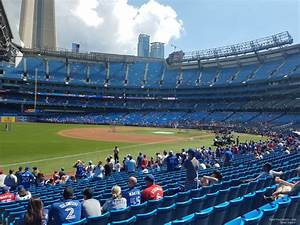 Rogers Concert Seating Chart Rogers Centre Section 130b Toronto Blue Jays