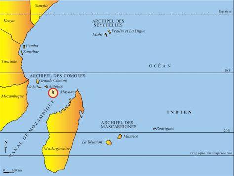 Localisation Mayotte Carte Monde by Mayotte Futur 101e D 233 Partement Fran 231 Ais Plan 232 Te Vivante