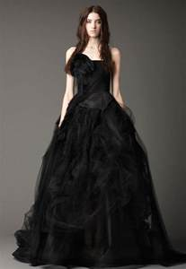 2015 wedding dress trends black fashion fuz