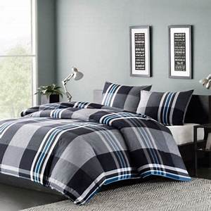 Buy White Black Patterned Duvet Covers From Bed Bath Beyond