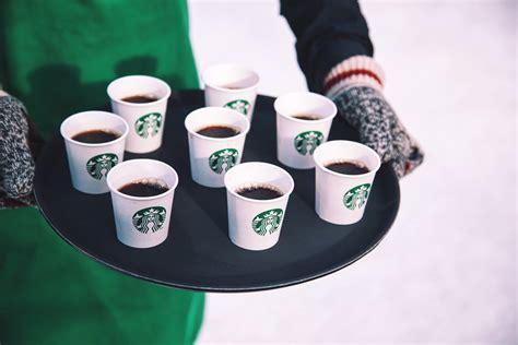 Starbucks Canada Freebie Sample Hot Coffee Varieties Mug Better Than Yeti Amazon Prime Monogram List In Plastic Cup Machine Project