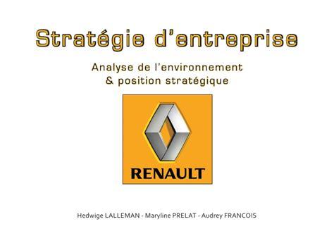 si鑒e social de renault stratégie d 39 entreprise renault