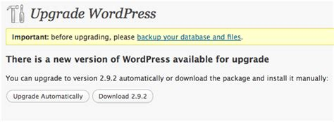 How To Update And Backup Your Wordpress Website