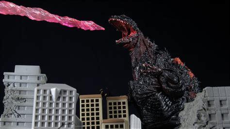Sh Monsterarts Shin Godzilla 2016 Bandai Tamashii Nation