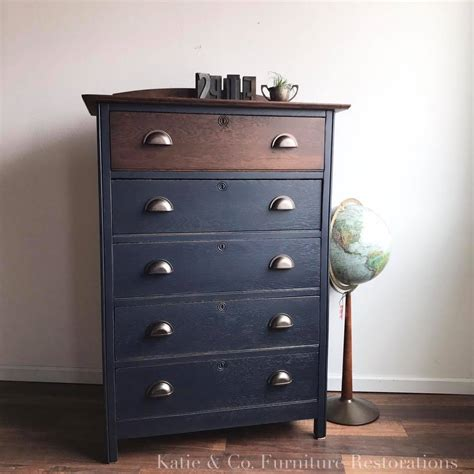 coastal blue dresser general finishes design center