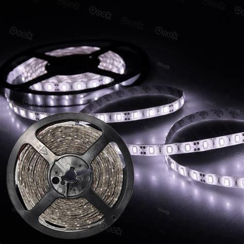 5m 12v 5630smd led 300 led ultra bright white led