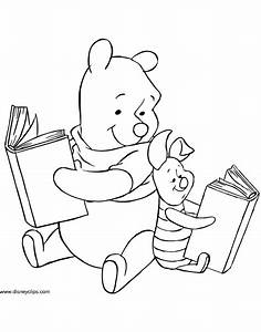 Winnie The Pooh Clipart Black And White | Free download ...