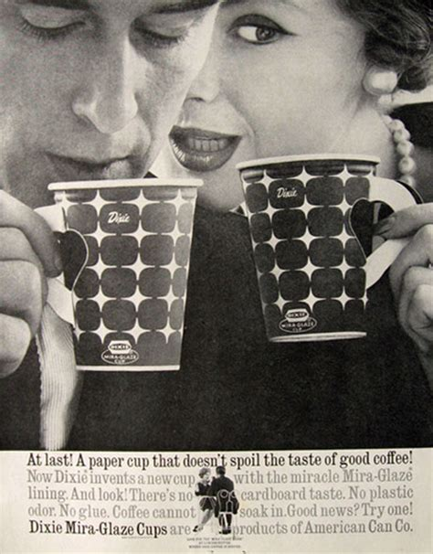 In 2019, the average price for a latte in australia was around 3.96 australian dollars per cup. 1960 Dixie Cups Ad ~ Mira-Glaze, Vintage Ads (Misc)