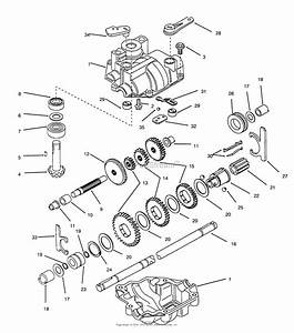 Farmall M Transmission Parts Diagram
