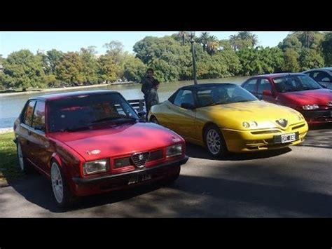 Paseo Fangio  Club Alfa Romeo Argentina  Ix Raduno