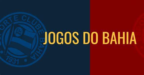 Confira a lista de jogos, fotos, estatística da temporada e um pouco da história do seu time de futebol favorito. Jogos do Esporte Clube Bahia - Torcidabahia.com