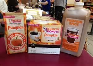Dunkin Donuts Pumpkin Spice Flavored Syrup by You Are The Roots Dunkin Donuts Is Ready For Fall And I