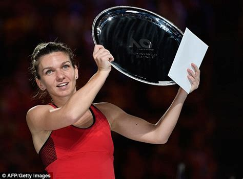 Halep Simona vs Wozniacki Caroline: Results and Stats 27 January 2018   LiveSport.ws