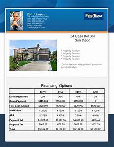 new flyer concept mortgage real estate flyer turnkey With free mortgage flyer templates