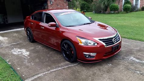 nissan altima modified rons 2013 nissan altima modified updated nismo 20s ruff