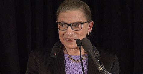 Ruth Bader Ginsburg On Scalia's Role In Getting Her On
