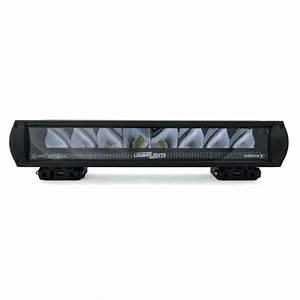 Led Auxiliary Light Bar  80w Predator X4