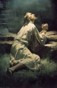 Jesus Prayer Garden Gethsemane