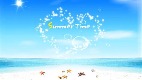 Sommer Strand 1920x1080 Hd Wallpaper Hintergrundbild