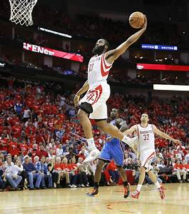 James Harden Rockets Dunk | www.imgkid.com - The Image Kid ...