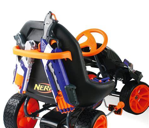 nerf battle racer nerf battle racer puts the foam beatdown on wheels technabob