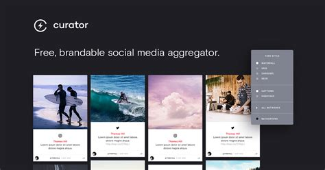 curatorio launches   brands engage  fans