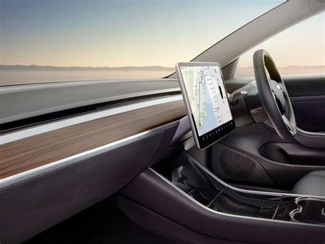2019 Tesla Interior by 2019 Tesla Model 3 Interior Ausi Suv Truck 4wd
