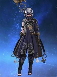 Eorzea Database Ao Oni Hara Ate FINAL FANTASY XIV The
